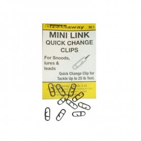 Mini Link Clips - BREAKAWAY