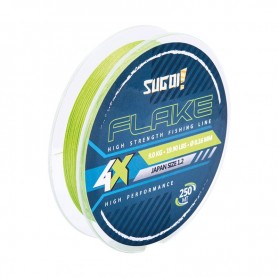 SUGOI - Flake 4X Braid
