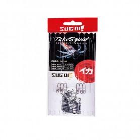 SUGOI - Tako Squid Fluorocarbon
