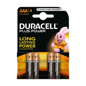 DURACELL - BATTERIE PLUS POWER AAA