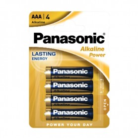PANASONIC BATTERIE AAA