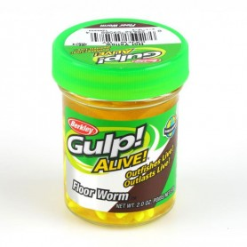 BERKLEY - Gulp! Alive Floor Worm