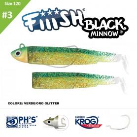 Fiiish Black Minnow Combo Search 120