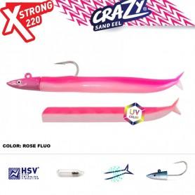 Fiiish Crazy Sand Eel 220 - Combo X-Strong