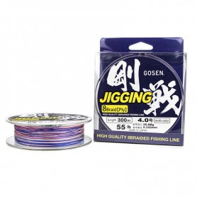 GOSEN - Jigging 8 braid