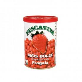Mais aromatizzato Fragola - PESCAVIVA