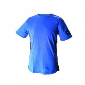 T-Shirt R-Blue - SHIMANO