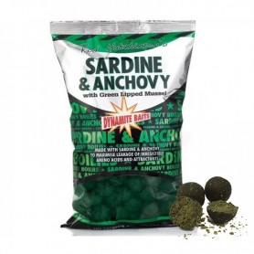 Boilies Sardine & Anchovy - Dynamite Baits