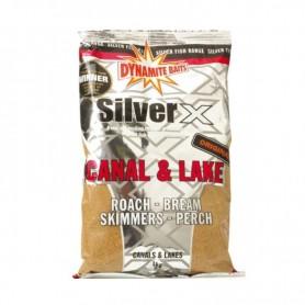 Silver X Canal & Lake Original  - Dynamite Baits