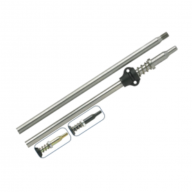 ASTA STAINLESS STEEL THREADED SHAFT