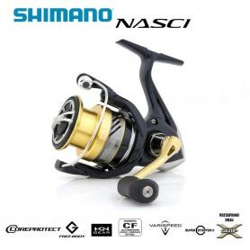 Shimano Nasci FB Spinning Reel - Novità 2017