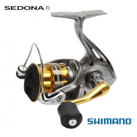 Nuovo Shimano Sedona FI 2017 - spinning reels