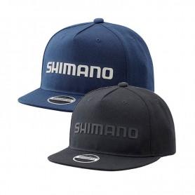 Flat Brim Cap - SHIMANO