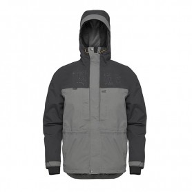 GEOFF ANDERSON BARBARUS JACKET GREY