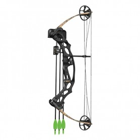 HOYT COMPOUND RUCKUS JR. CAMO RIGHT HAND