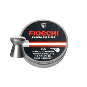 FIOCCHI AIR RIFLE PELLETS CAL. 4.5