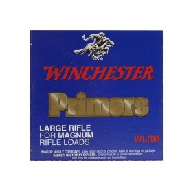 WINCHESTER INNESCHI PRIMERS LARGE RIFLE WLRM