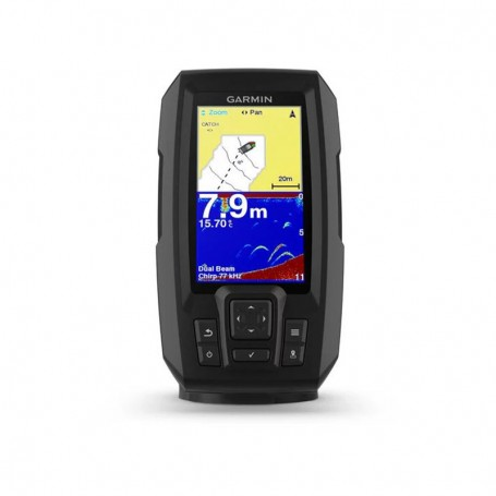 GARMIN STRIKER™ PLUS 4 CHIRP + TRASDUTTORE
