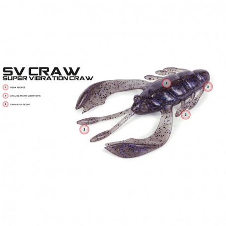 MOLIX SUPER VIBRATION CRAW