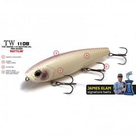 MOLIX TOP WATER 110 BAITFISH
