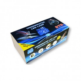 DTD UNDERWATER LED LAMP PROFI BLUE