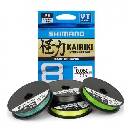 SHIMANO - Kairiki 8 Multicolor