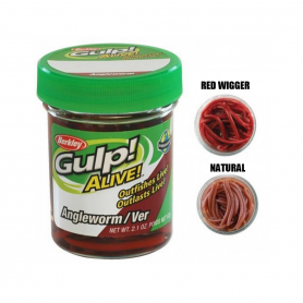 BERKLEY GULP! ALIVE ANGLEWORM