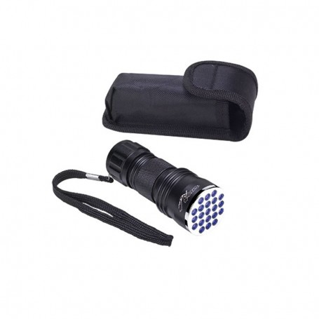 STORM RIDER FLASHLIGHT 21 LED UV