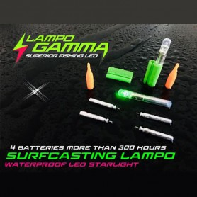 LAMPOGAMMA KIT SURF CASTING Ø4.5 MM
