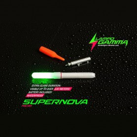 LAMPOGAMMA SUPERNOVA Ø4.5 MM