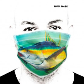 Fishing Tuna Mask