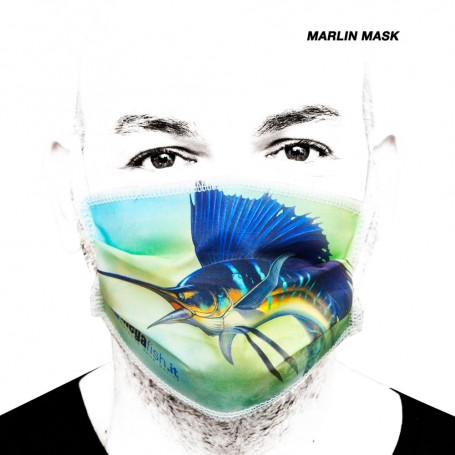 Fishing Marlin Mask