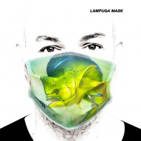Fishing Lampuga Mask