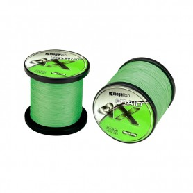 MEGAFISH X4 BRAID FLUO' GREEN