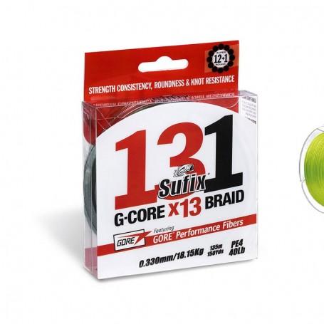 SUFIX 131 G-CORE x13 BRAID 150MT
