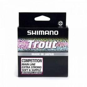 SHIMANO LINE TROUT COMPETITION 150 MT