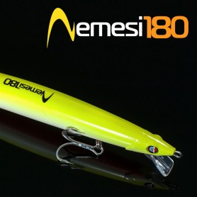 Artificiali da Spinning Nemesi Fishing 180 SS Lures