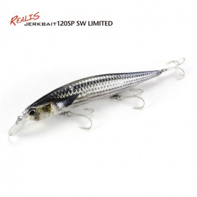 Lures Duo Realis Jerkbait 120SP SW Limited