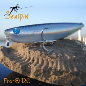 Pro-q 120, Artificiali Hard Lures Seaspin