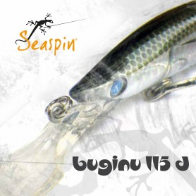 Buginu 115 deep, Artificiali Hard Lures Seaspin
