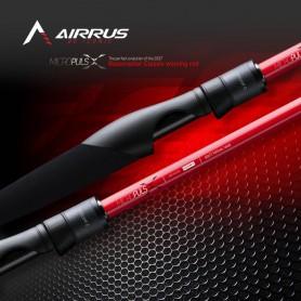 Airrus Micropuls-X Spinning Rod