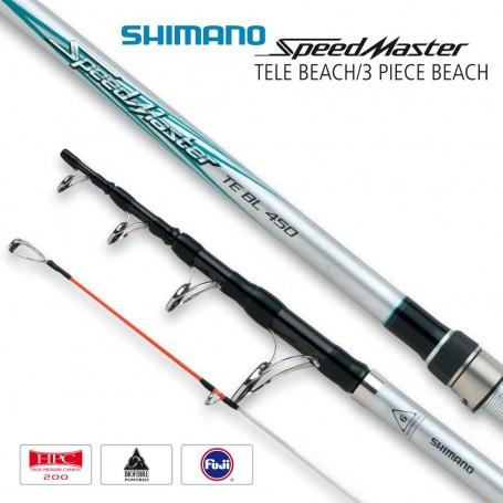 Canna da Pesca Shimano Speedmaster Beach - shimano novità 2017