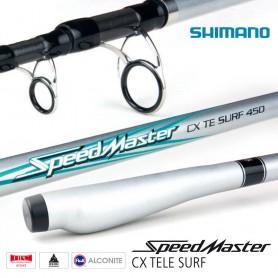 Canna da Pesca Shimano Speedmaster CX Tele Surf - shimano novità 2017