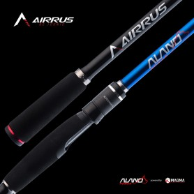 Airrus Alano Power Magma Spinning Rod