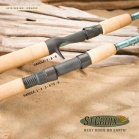 St. Croix Avid Inshore Spinning Rods