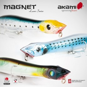 Artificiali Lures Akami Magnet - MegaFish outdoor shop online