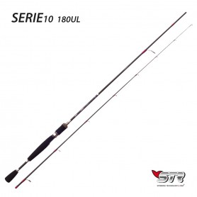 Canna da pesca STR Serie 10 Spinning Rod