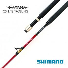 Shimano Catana CX Trolling Lite - Novità 2017