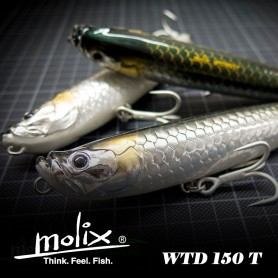 Molix WTD 150T - Lures Floating Pencil Bait Molix