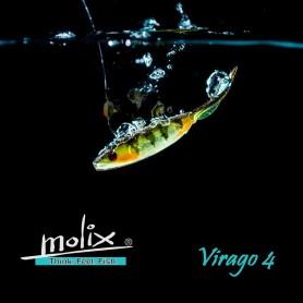 Molix Virago 4″ - Spinning, Casting e Black Bass